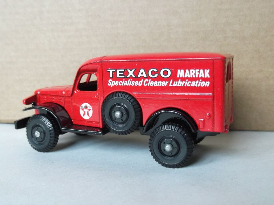 DG29002, Dodge 4x4, Texaco Marfak