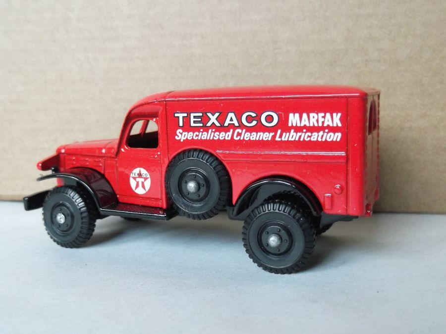 DG29002, Dodge 4x4, Texaco Marfak
