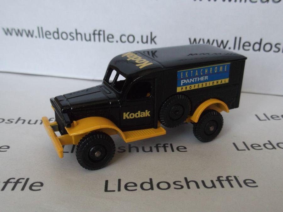 DG29010, Dodge 4x4, Kodak Ektachrome