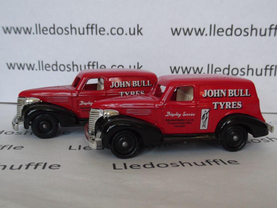 DG30000, Chevrolet Sedan Delivery Van, John Bull Tyres