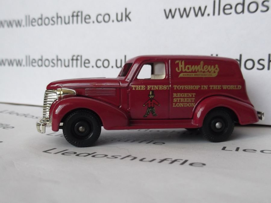 DG30004, Chevrolet Sedan Delivery Van, Hamleys