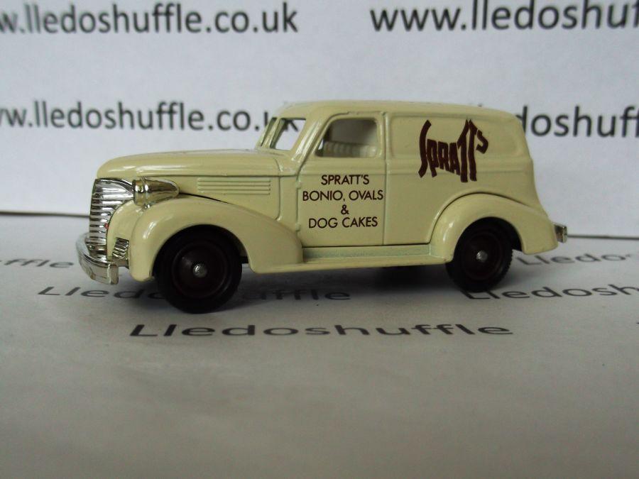 DG30005, Chevrolet Sedan Delivery Van, Spratts Dog Food