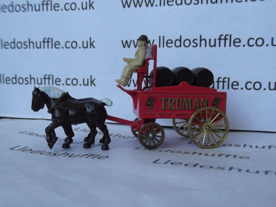 DG31004, Horse Drawn Brewers Dray, Truman