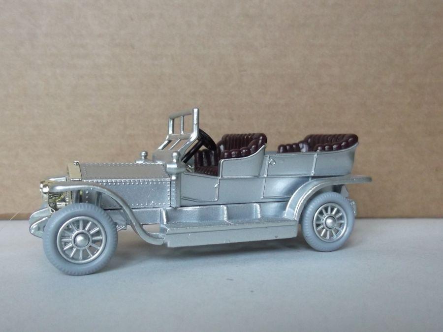 DG32000, Rolls Royce Silver Ghost, Silver