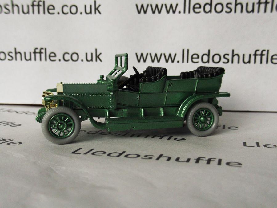 DG32002, Rolls Royce Silver Ghost, Metallic Green