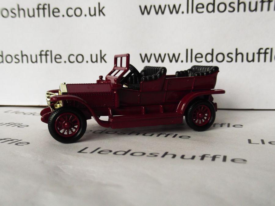 DG32004, Rolls Royce Silver Ghost, Red