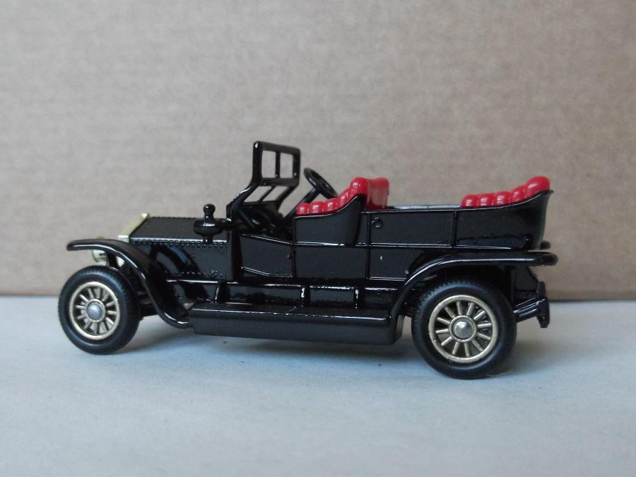 DG32009, Rolls Royce Silver Ghost, Black
