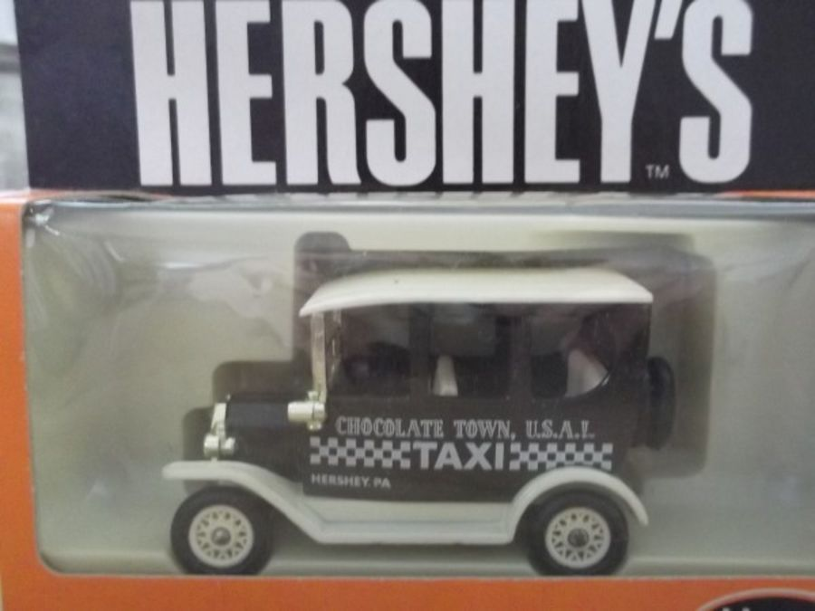 DG33003, Model T Ford Car, Chocolate Town USA Taxi, Hershey PA
