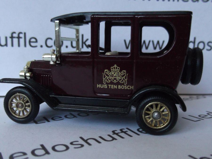 DG33009, Model T Ford Car,  Huis Ten Bosch, Maroon Body