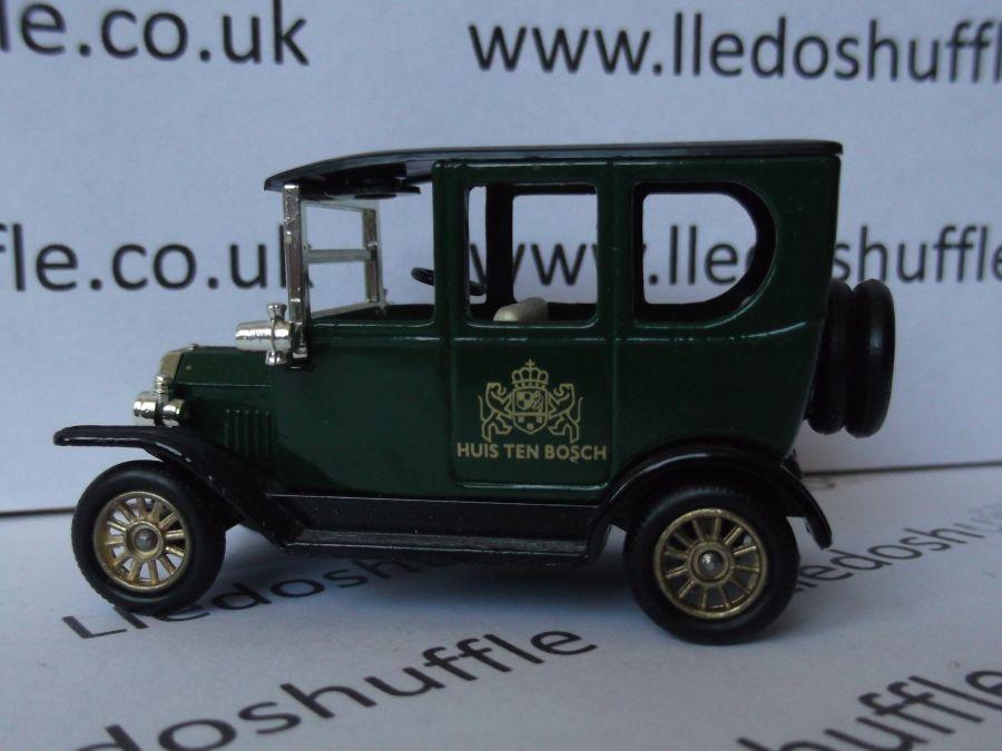 DG33010, Model T Ford Car,  Huis Ten Bosch, Dark Green