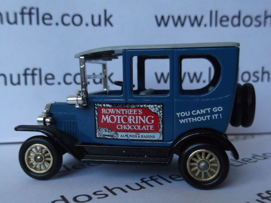 DG33014, Model T Ford Car, Rowntrees Motoring Chocolate