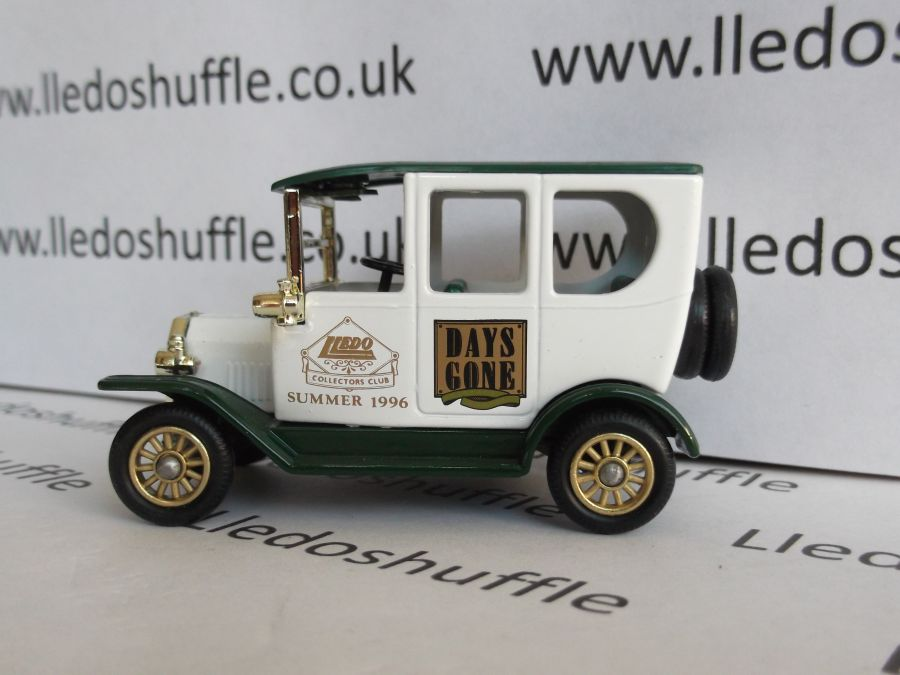 DG33015, Model T Ford Car, Club Summer 1996