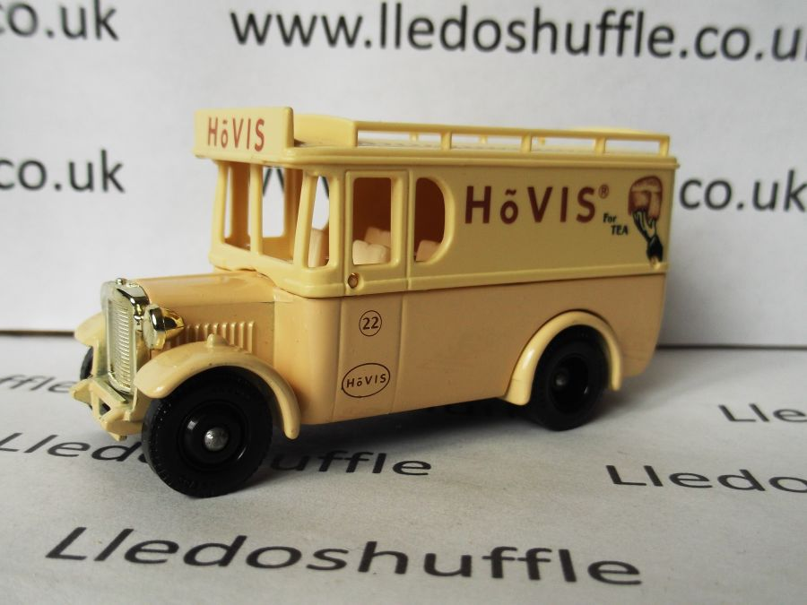 DG34000, Dennis Delivery Van, Hovis Bread