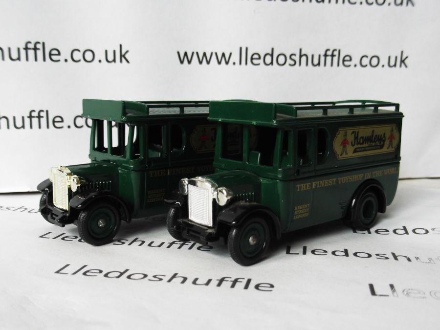 DG34002, Dennis Delivery Van, Hamleys