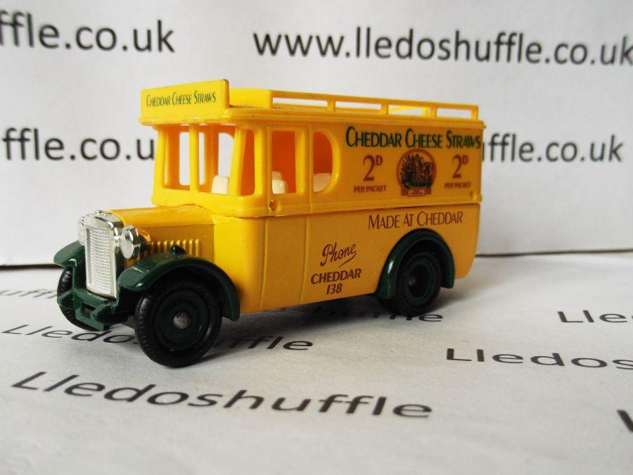 DG34003, Dennis Delivery Van, Cheddar Cheese Straws