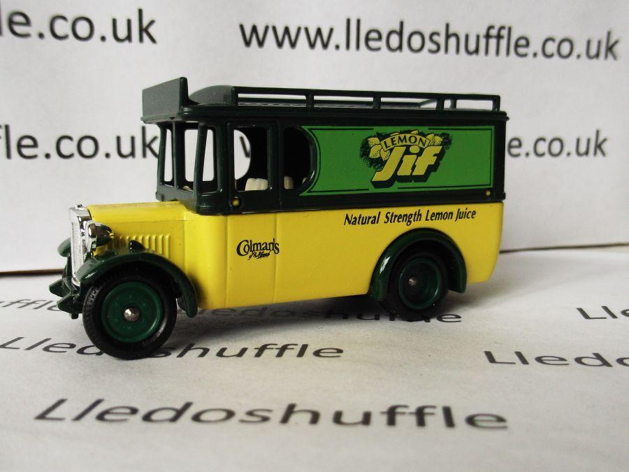 DG34008, Dennis Delivery Van, Jif Lemon