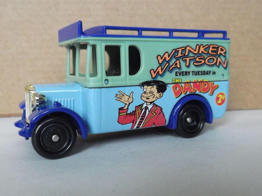 DG34011, Dennis Delivery Van, Winker Watson