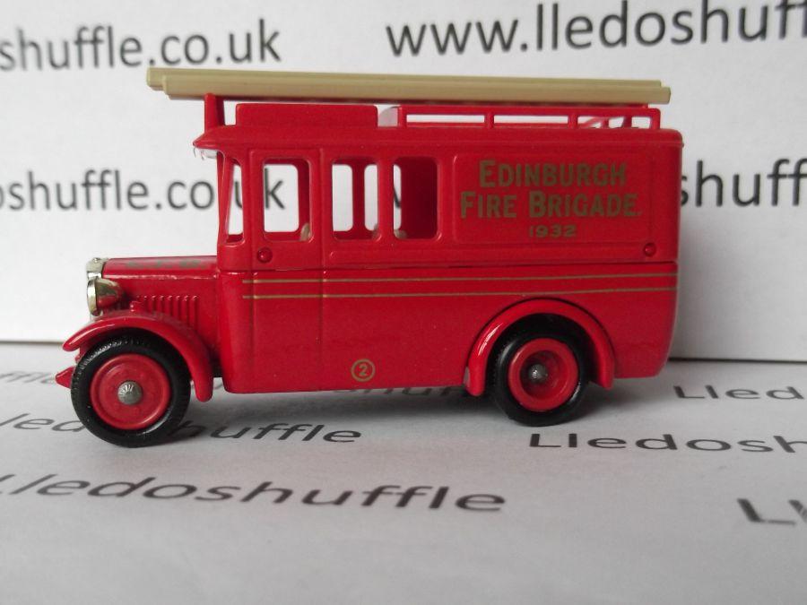 DG35000, Dennis Limousine, Edinburgh Fire Brigade