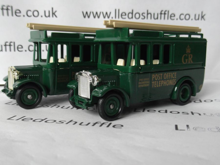 DG35001, Dennis Limousine, Post Office Telephones