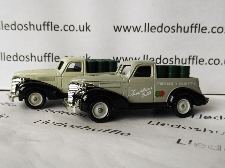DG36004, Chevy Pick-Up Truck, Duckhams Oils