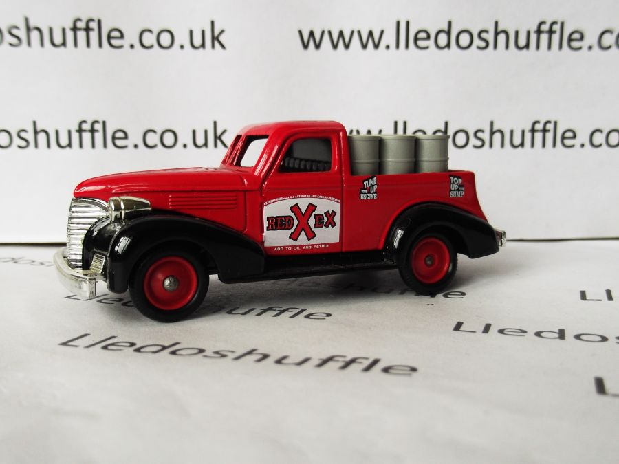 DG36005, Chevy Pick-Up Truck, RedEx Fuel Additives