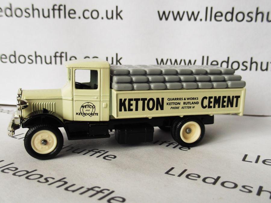 DG39001, Mack Sack Truck, Ketton Cement