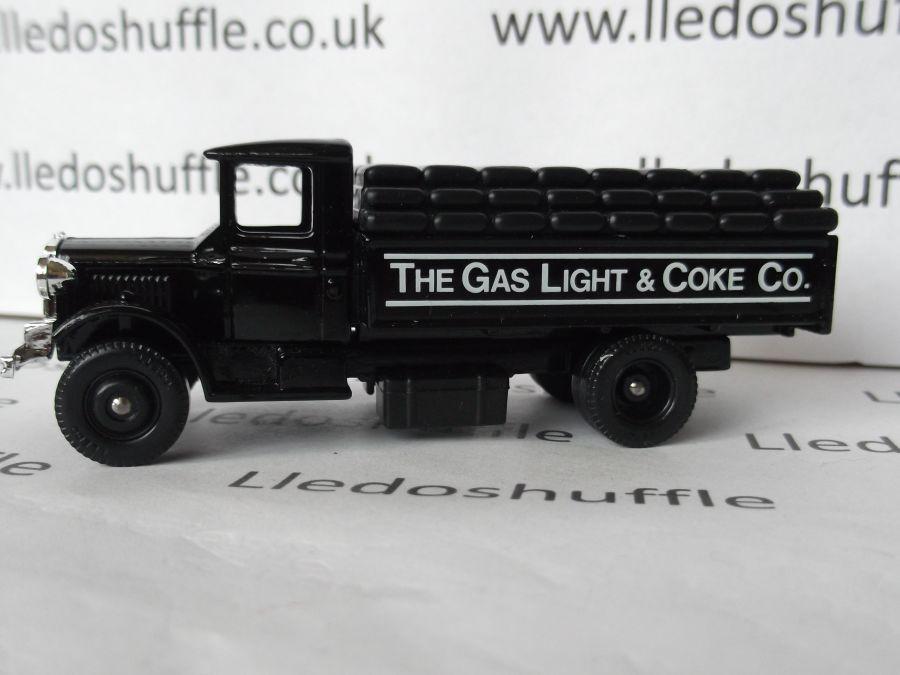 DG39002, Mack Sack Truck, The Gas Light & Coke Co