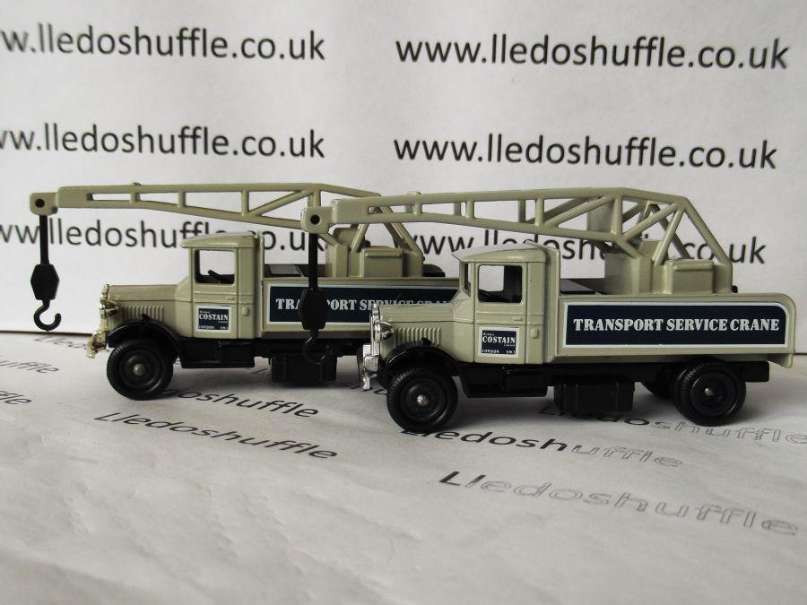 DG40001, Mack Crane Truck, Richard Costain