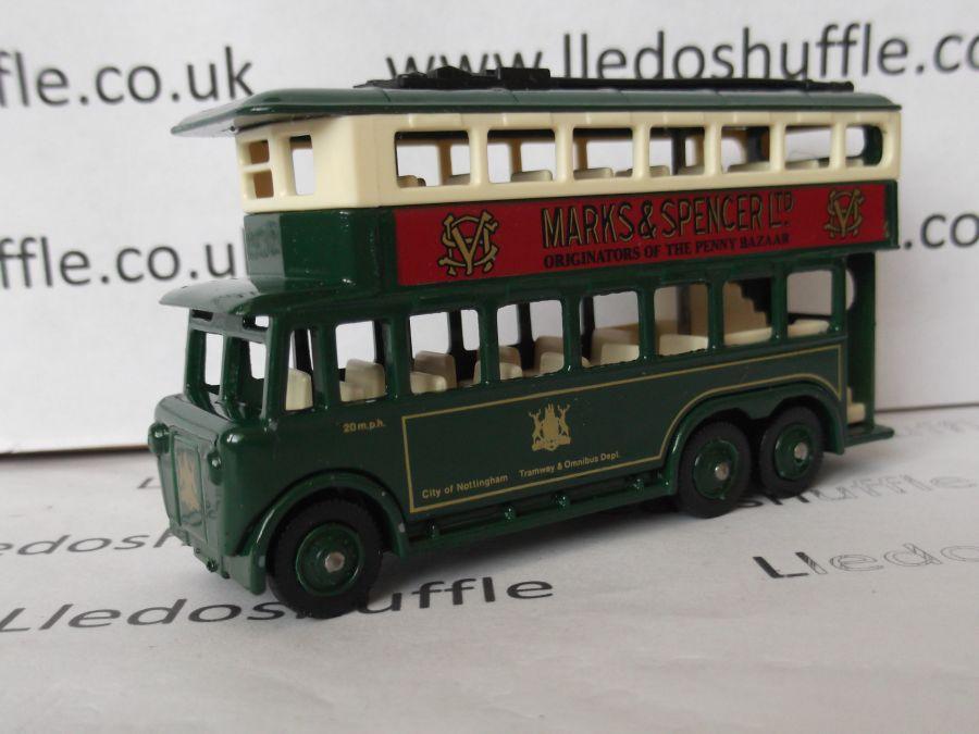 DG41001, Karrier E6 Trolley Bus, City of Nottingham / Marks & Spencer