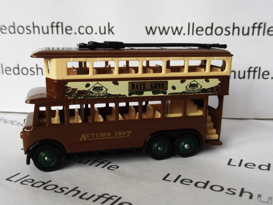 DG41014, Karrier E6 Trolley Bus, Collectors Club, Autumn 1997