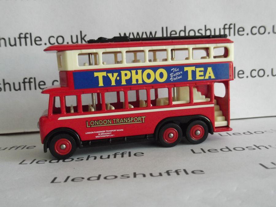 DG41017, Karrier E6 Trolley Bus, London Transport / Typhoo Tea