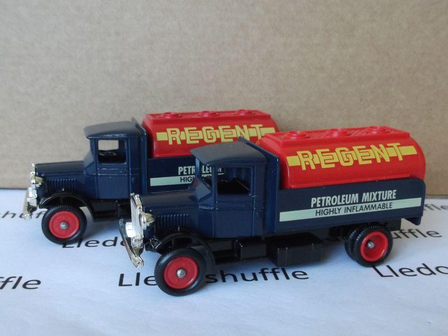 DG42002, Mack Tanker, Regent Petroleum