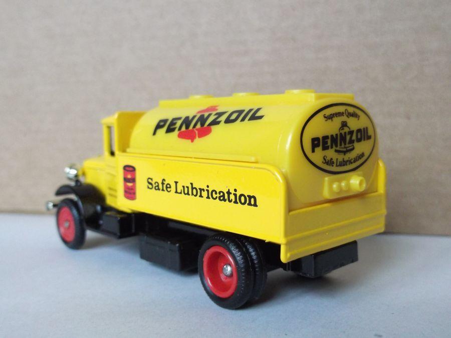 DG42007, Mack Tanker, Pennzoil