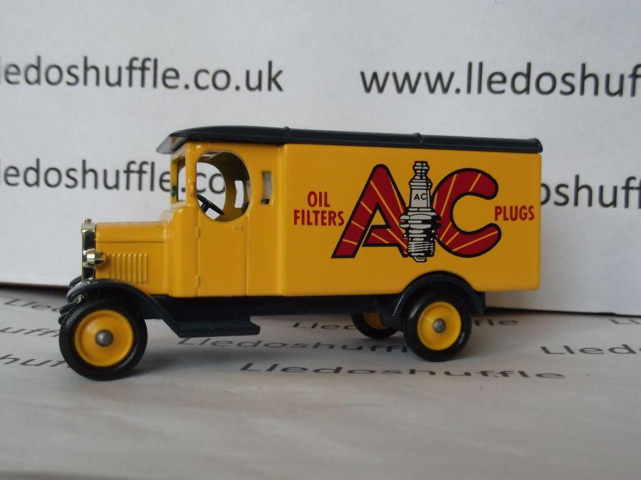 DG43004, Morris Van, AC Spark Plugs