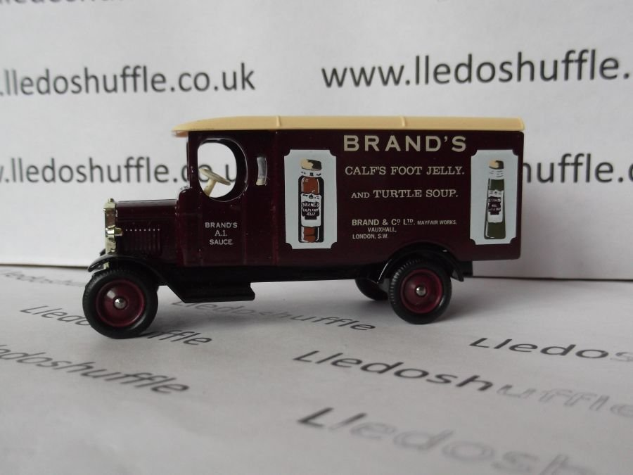 DG43018, Morris Van, Brands Calfs Foot Jelly