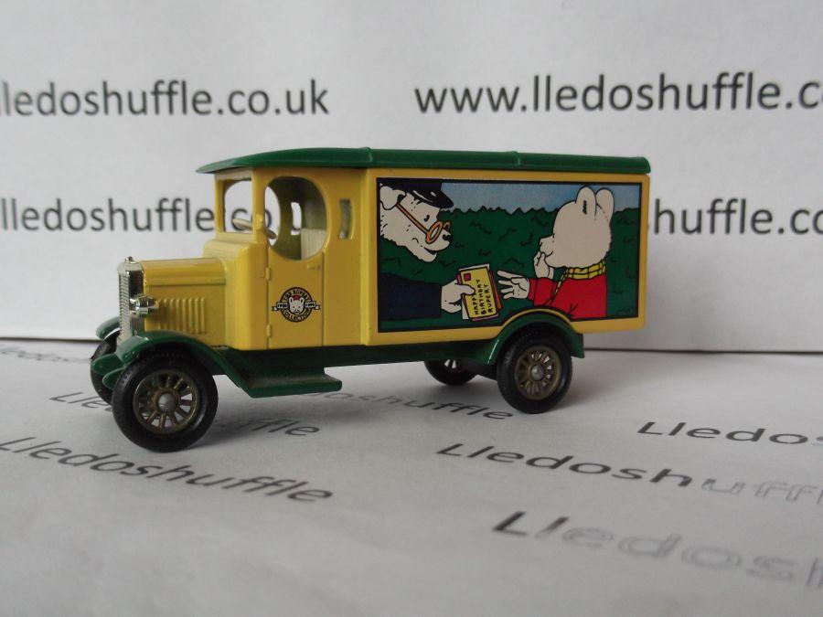 DG43021, Morris Van, Rupert Bear