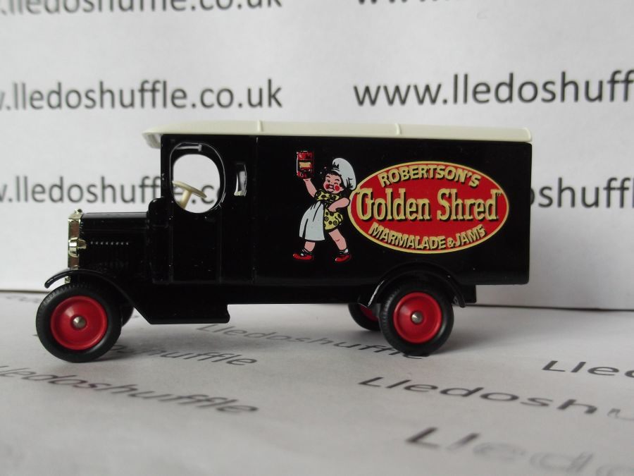 DG43026, Morris Van, Robertsons Golden Shred Marmalade