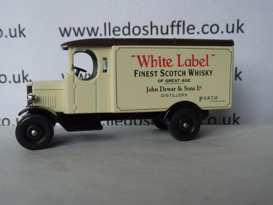 DG43031, Morris Van, White Label