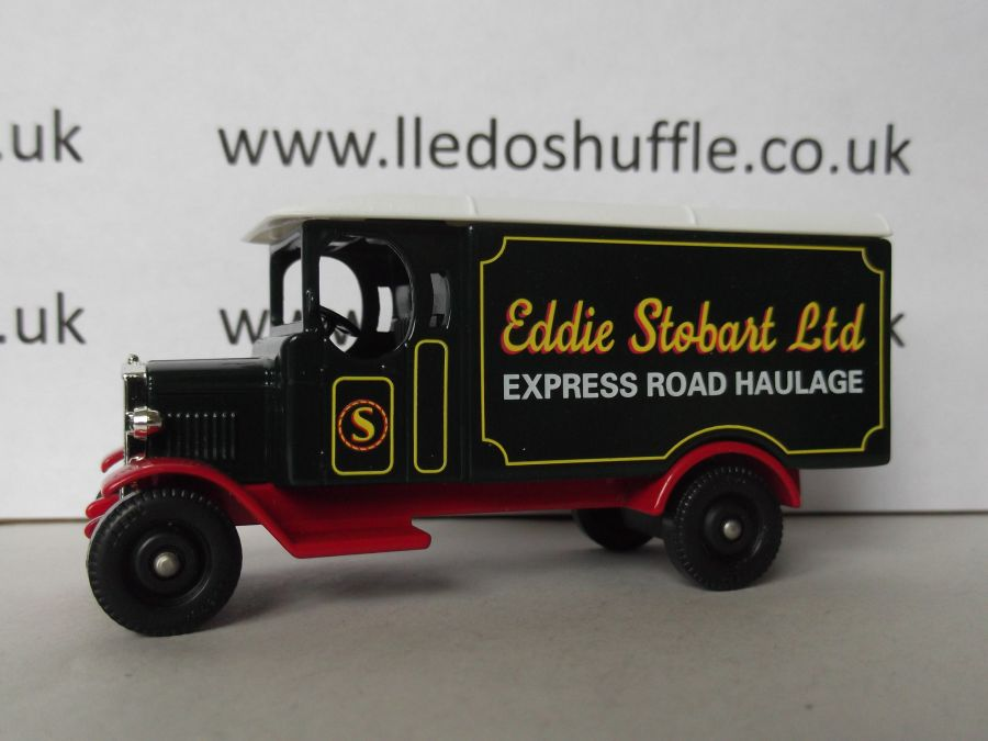 DG43032, Morris Van, Eddie Stobart