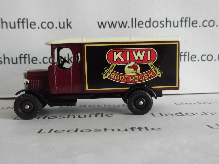 DG43033, Morris Van, Kiwi Boot Polish