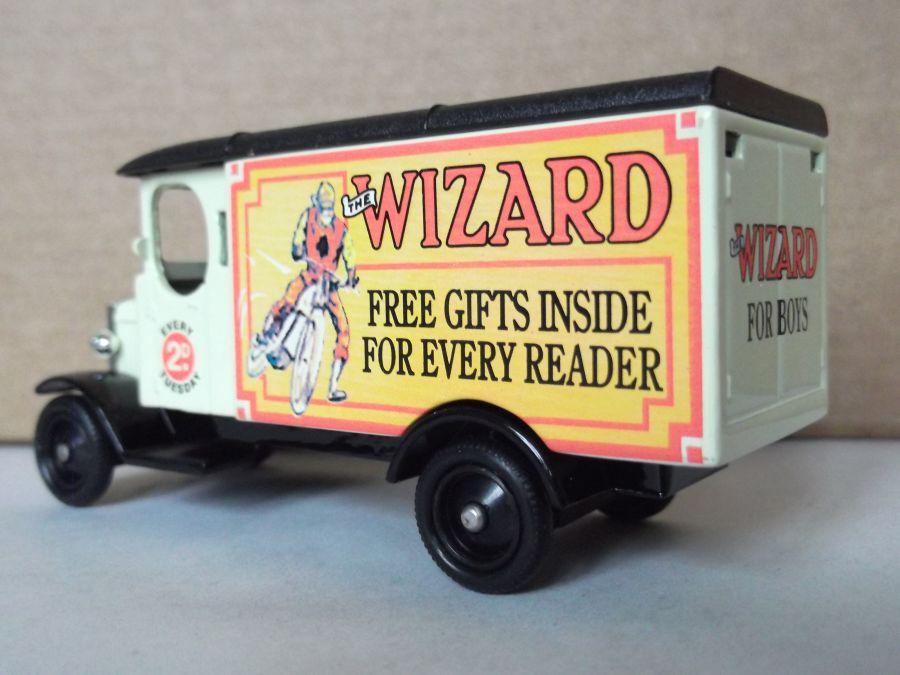 DG43040, Morris Van, Wizard