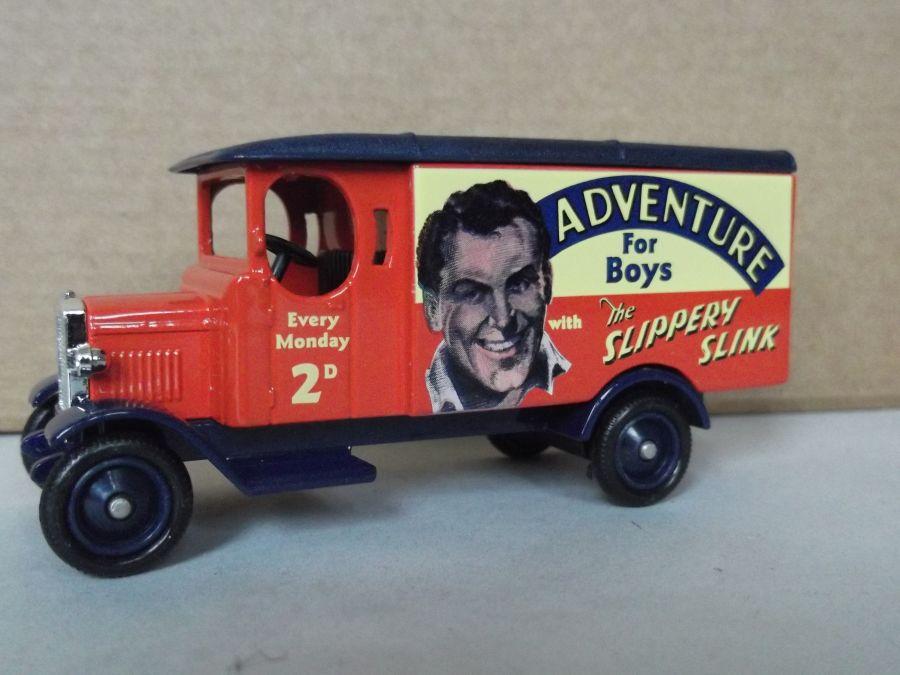 DG43042, Morris Van, Adventure for Boys
