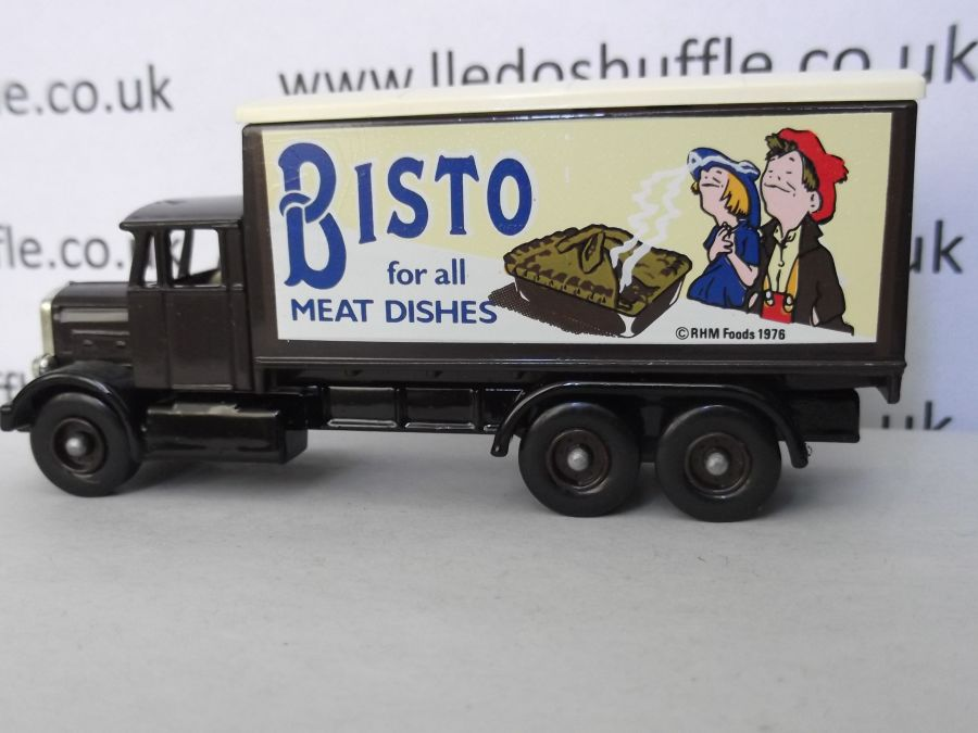 DG44000, Scammell 6w Truck, Bisto