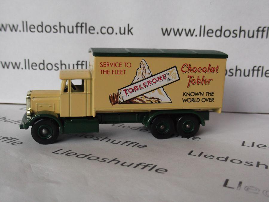 DG44001, Scammell 6w Truck, Toblerone