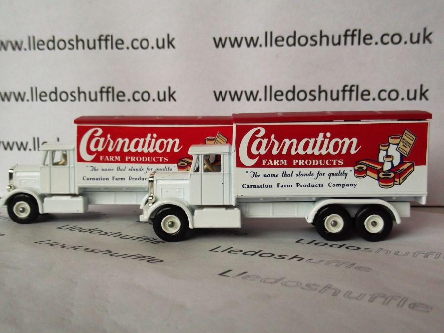 DG44012, Scammell 6w Truck, Carnation Milk