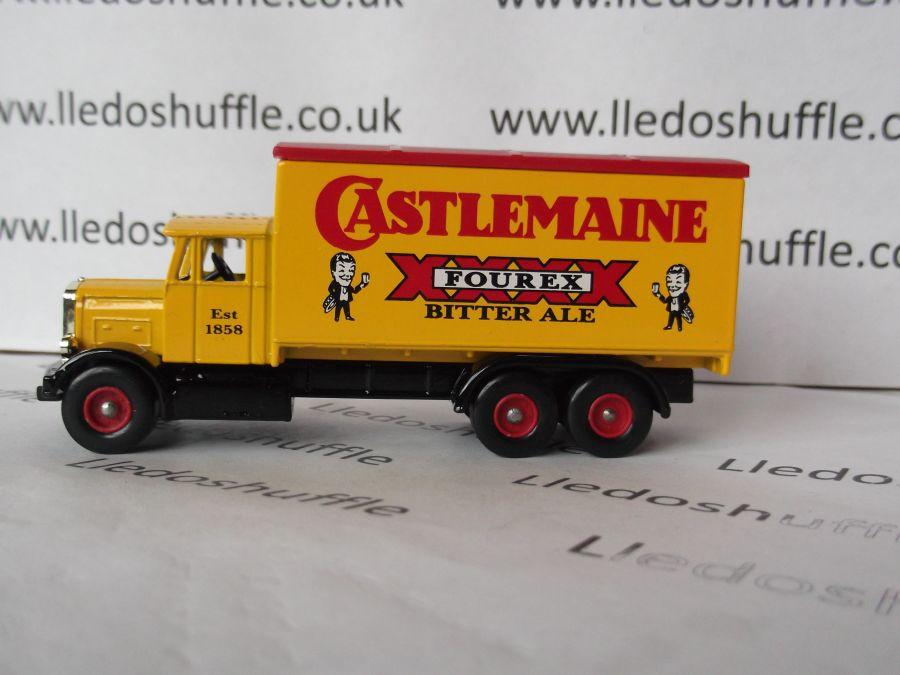 DG44018, Scammell 6w Truck, Castlemaine XXXX