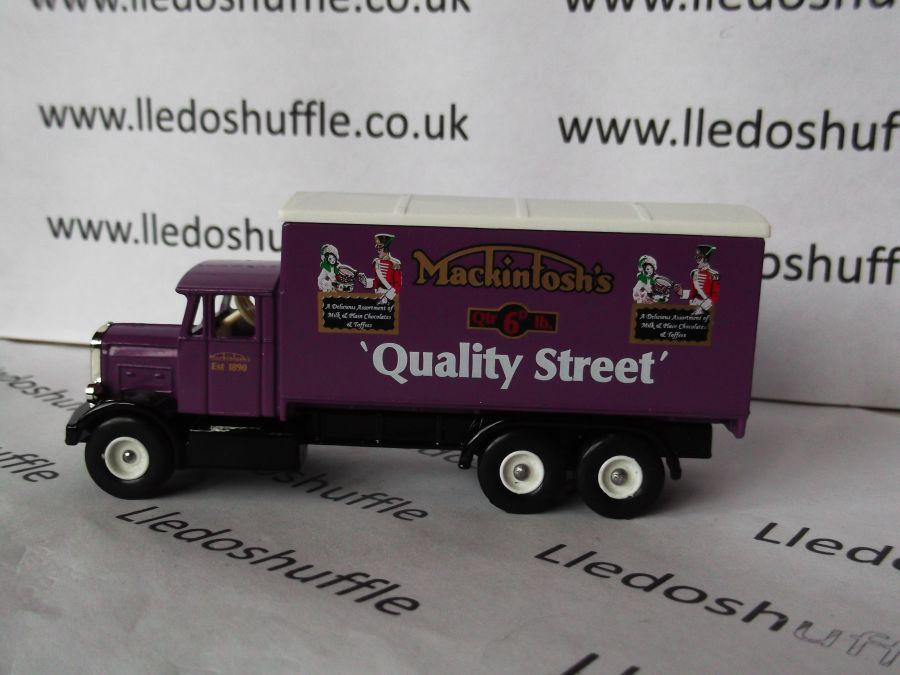 DG44022, Scammell 6w Truck, Quality Street