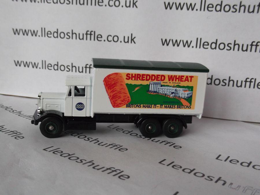 DG44024, Scammell 6w Truck, Shredded Wheat