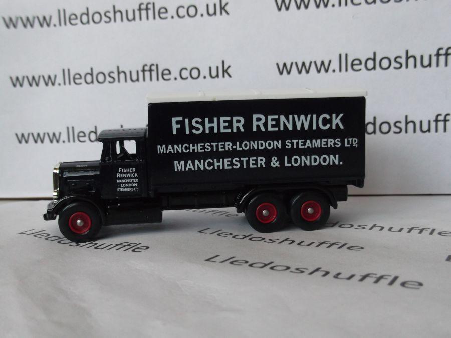 DG44029, Scammell 6w Truck, Fisher Renwick