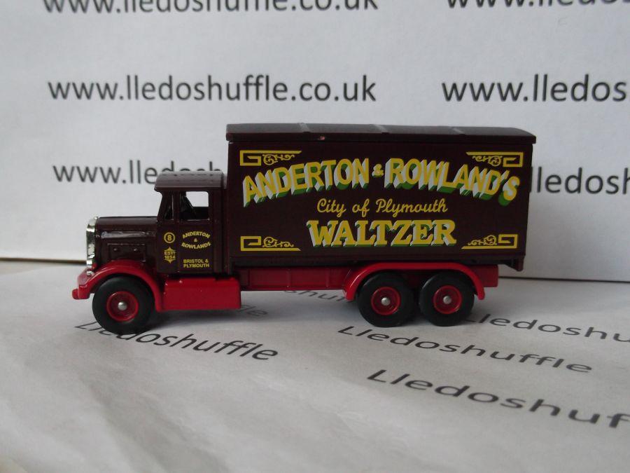 DG44031, Scammell 6w Truck, Anderton & Rowlands Waltzer